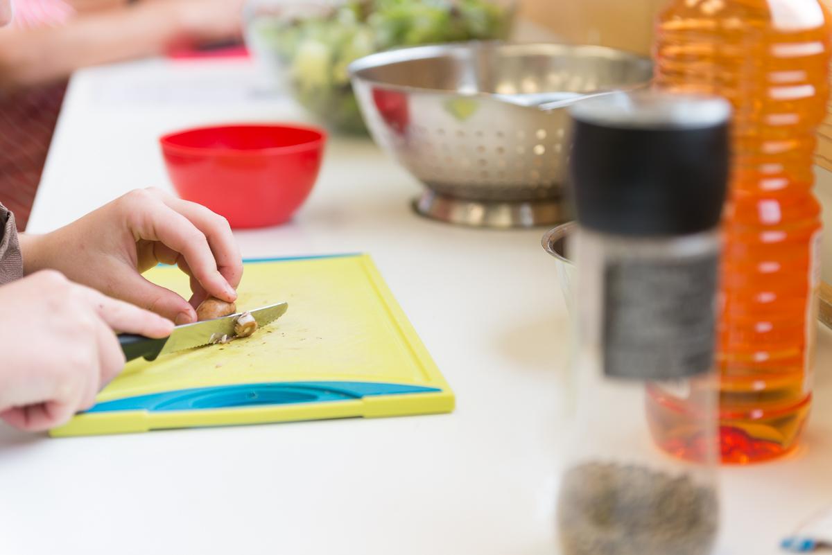 ziele lebenspraktischer bereich kochen